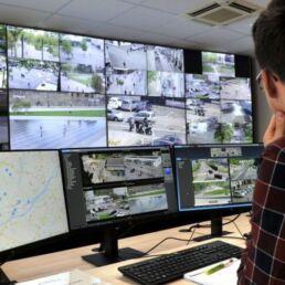 telecamere per monitorare il distanziamento sociale