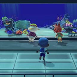Protesta contro il museo di pesci virtuali lanciata da PETA