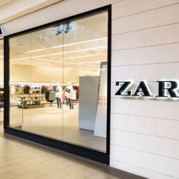 inditex (proprietario di Zara) chiuderà 1200 negozi