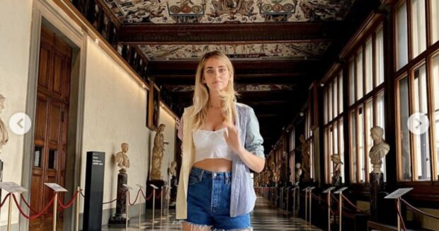 Se un influencer fa promozione dei beni culturali: la Galleria degli Uffizi di Firenze e l'effetto Chiara Ferragni