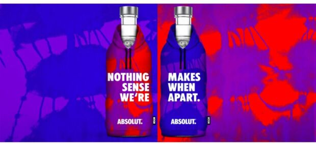 Limited edition di Absolut Vodka
