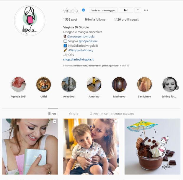 micro influencer marketing per la promozione culturale virgola instagram