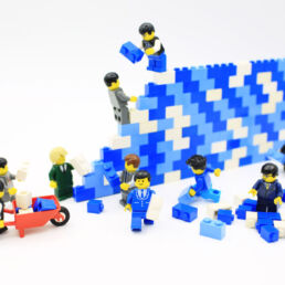 Case study di Lego