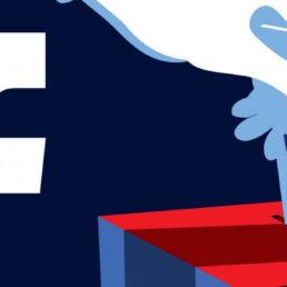 facebook banna la pubblicità politica dopo il 3 novembre