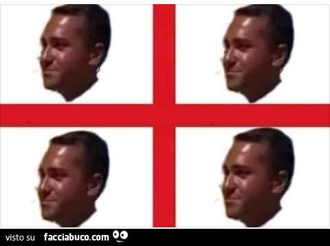 meme di maio abbronzato quattro mori