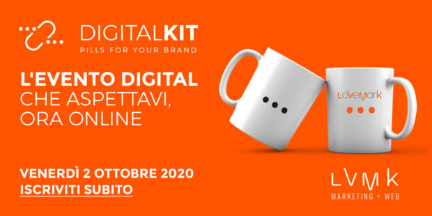 Digital Kit Pills for your brand lovemark