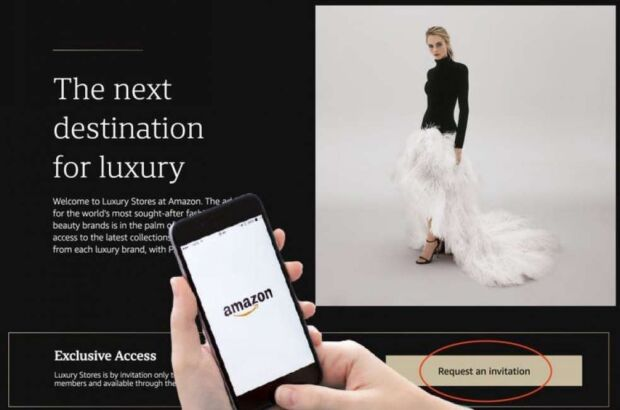 Così gli Amazon Luxury Stores provano a rivoluzionare (e incentivare) gli acquisti di alta moda online