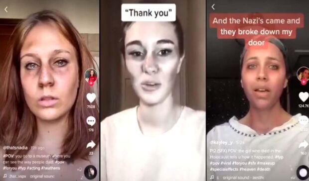 La challenge dell'olocausto su TikTok è virale: perché?