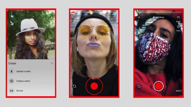 YouTube Shorts: ovvero il servizio per video brevi con cui Google sfida TikTok