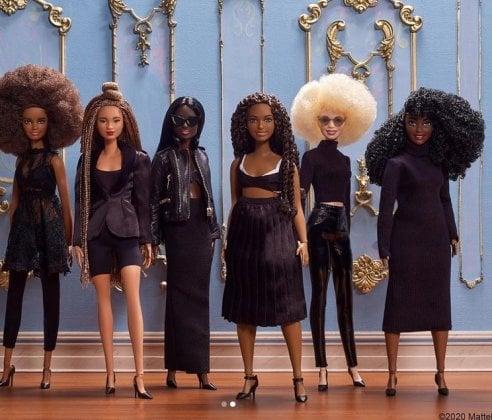 Barbie e nikki parlano di razzismo