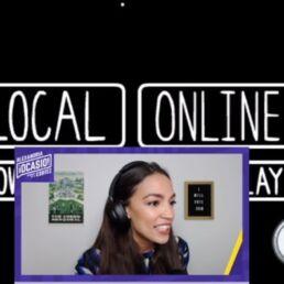 Alexandria Ocasio-Cortez su Twitch: politica e videogichi
