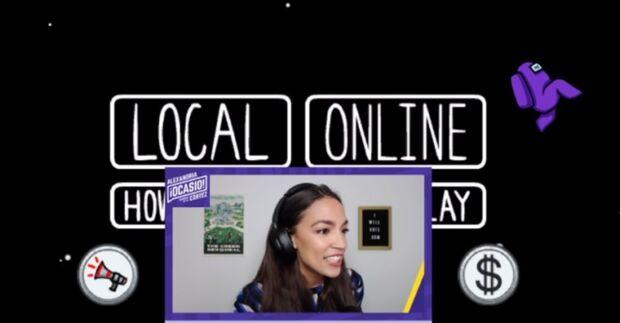 L'esordio di Alexandria Ocasio-Cortez su Twitch e gli altri indizi: i videogiochi saranno il nuovo break even della comunicazione politica?