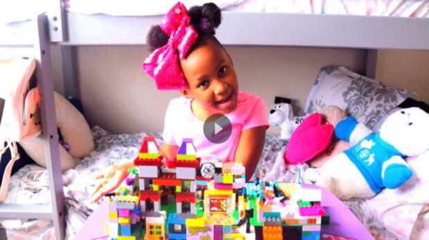 campagna di lego rebuild the world 1