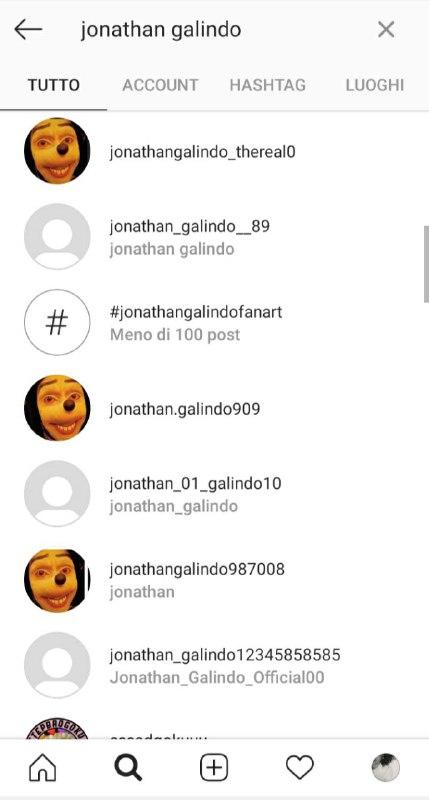 jonathan galindo su instagram