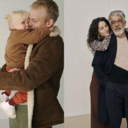 Campagna natalizia di Zalando: celebra gli abbracci