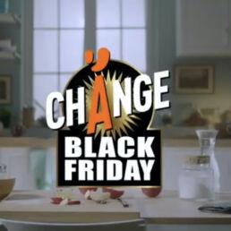 Change Black Friday 2020