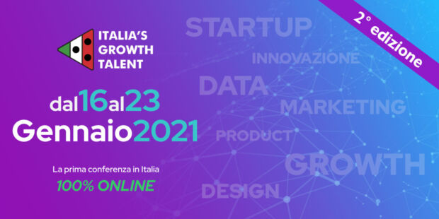 Italia's Growth Talent 2021