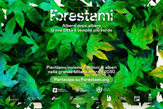 Forestami: al via la prima campagna di comunicazione digital e out-of-home