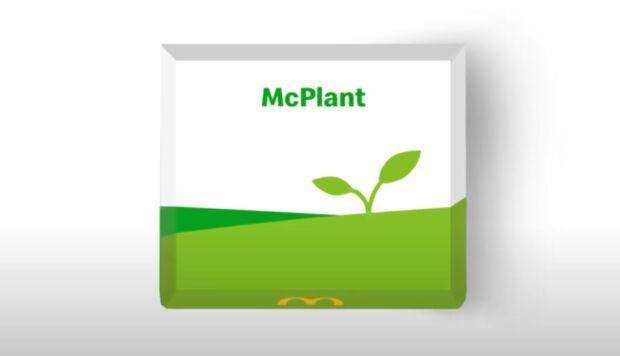 McPlant: anche McDonald's presenta il suo primo burger vegetale