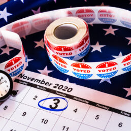 Social media durante le presidenziali americane 2020