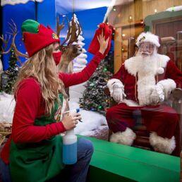 Dagli incontri virtuali con Babbo Natale alle esperienze natalizie contactless: le soluzioni alternative per i più piccoli
