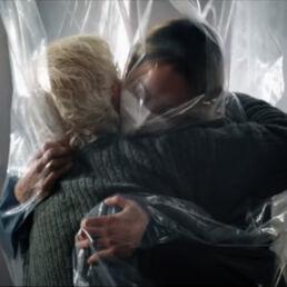 La stanza degli abbracci spot di Giuseppe Tornatore per la campagna vaccinale