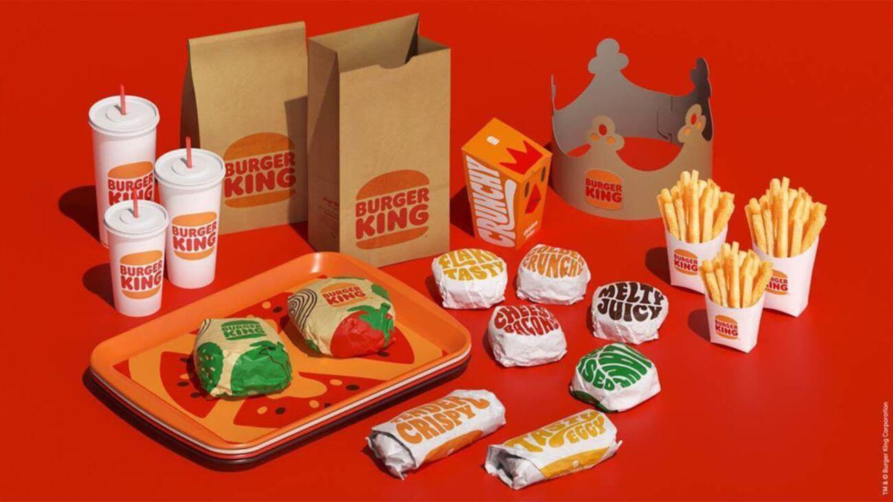 Nostalgia marketing Burger King