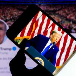 Trump bannato dai social media: perché si parla di deplatforming