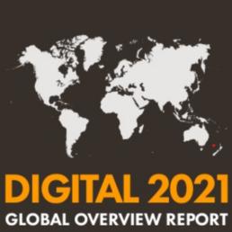 Digital 2021: report We Are Social-Hootsuite sulle abitudini online