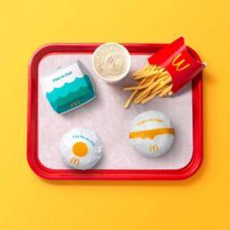 Nuovo packaging di McDonald's: l'idea e le motivazioni